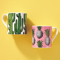 Hothouse/ Tropicana Mug