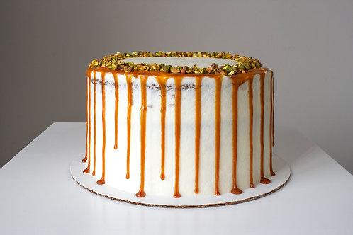 Justin's Favorite Carrot Cake