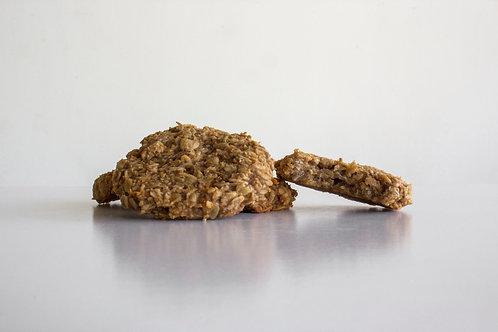 Flawless (flour-less) PB Banana Cookies