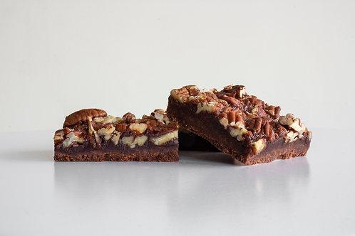 Pecan Brownie Bar