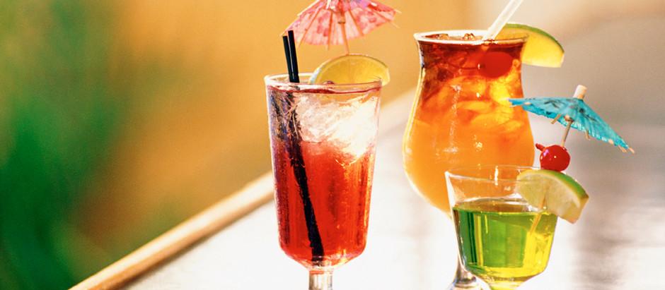 Let's Drink To The Good OldDays…