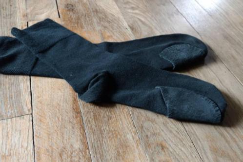 Mid-calf socks for dancers