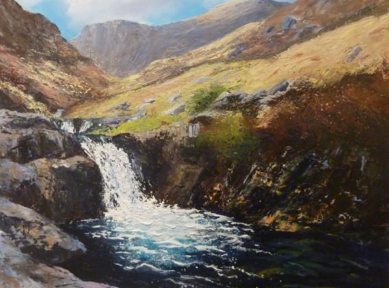 Waterfall Watkin Path