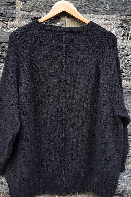Hannoh Wessel. Pullover Prune - Black