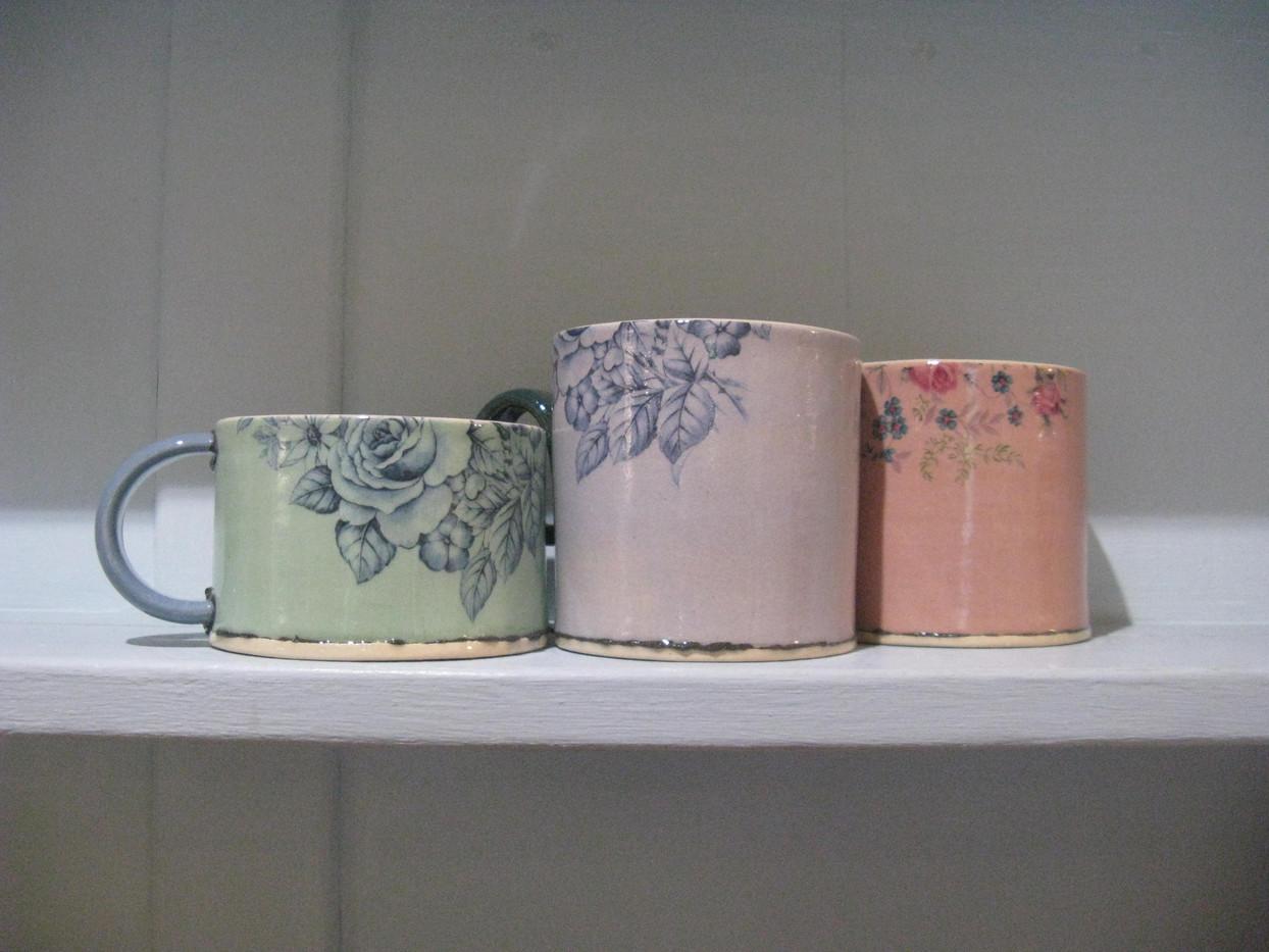 Virginia Graham cups