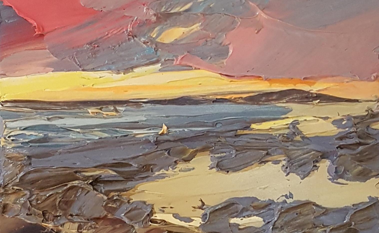 Sundown, Machair Bay