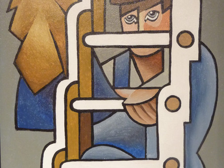 Alex Campbell: New selection of work in the gallery by this British Modernist Master.