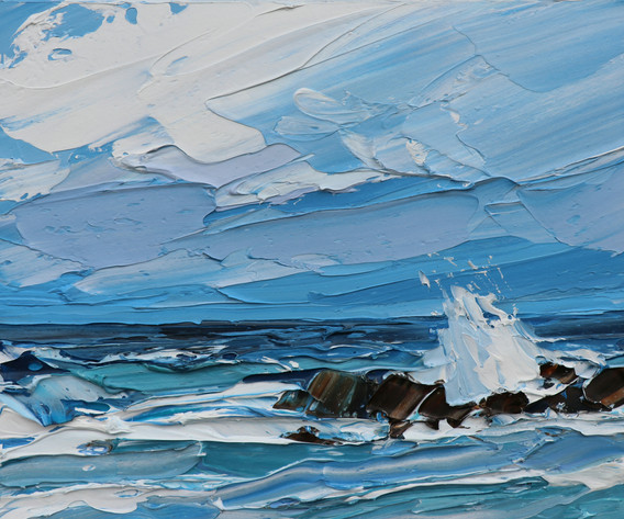 Anglesey Wave Crash