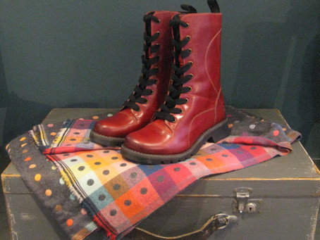 New Lofina and Fly Boots!