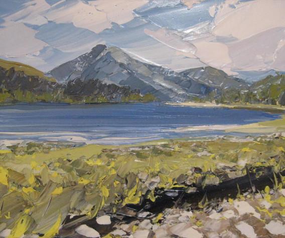 Spring, Loch Leven
