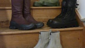 New Lofina Boots!