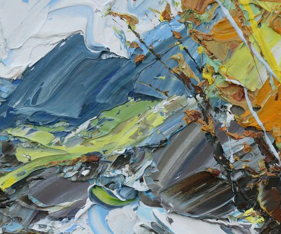 Autumn Pass Snowdonia