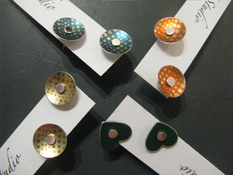 Eco - friendly jewellery!