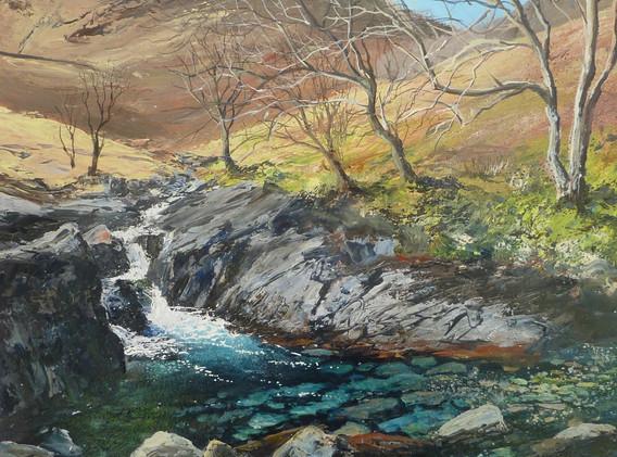 Early Spring, Watkin Path