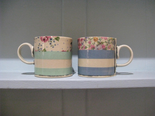 Virginia Graham mugs