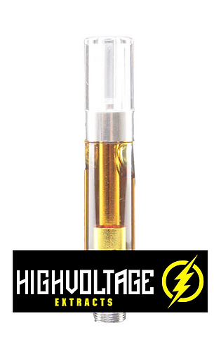 HVE Vape Cartridge