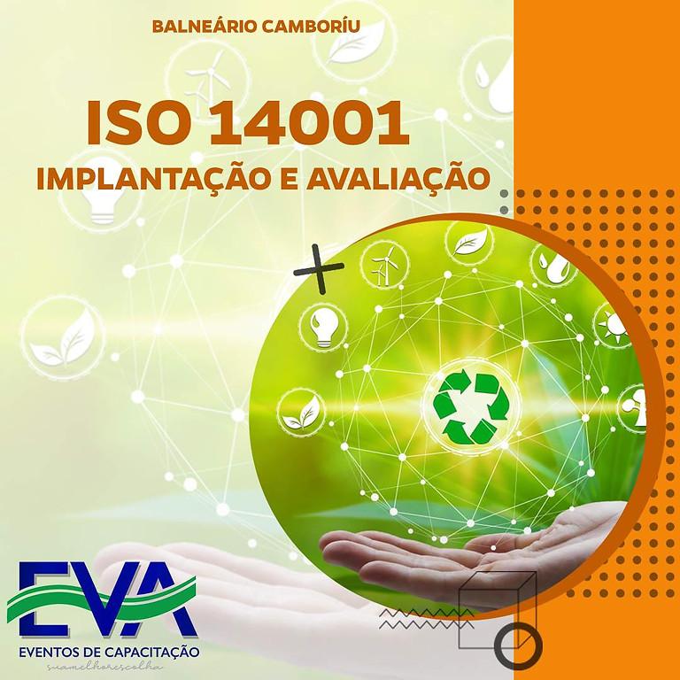 ISO 14001:  IMPLANTAÇÃO E AVALIAÇÃO