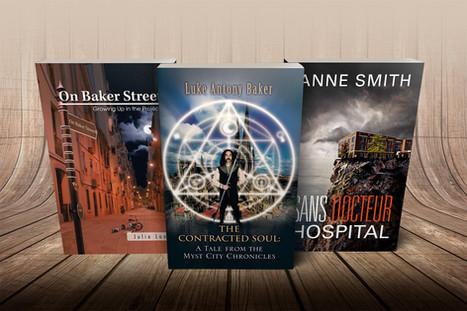 Book Cover Design 4th Batch