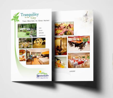 Brochures & Menus