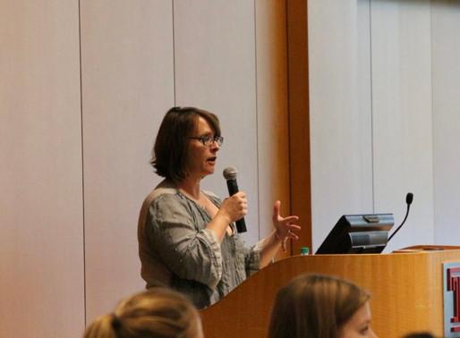 TU-AMA's 5th Annual Regional Conference: The Wall Street Journal with Fara Warner