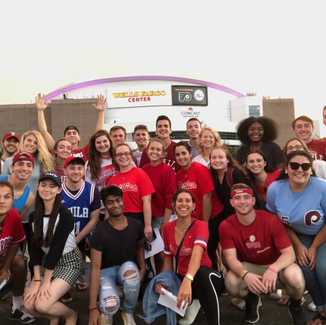 2018 Phillies Social