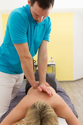 Manuelle Therapie Physiotherapie Osteopathie Applied Kinesiology in Ludwigsburg Kornwestheim Asperg Stuttgart