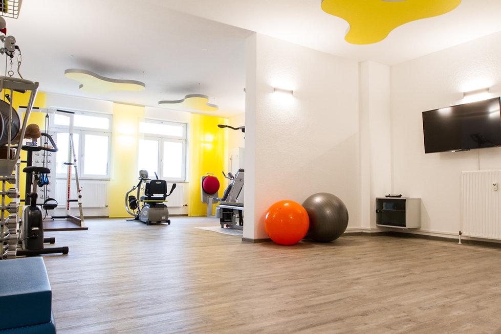 Osteopathie Physiotherapie Applied Kinesiology Trainingstherapie in Ludwigsburg bei Stuttgart