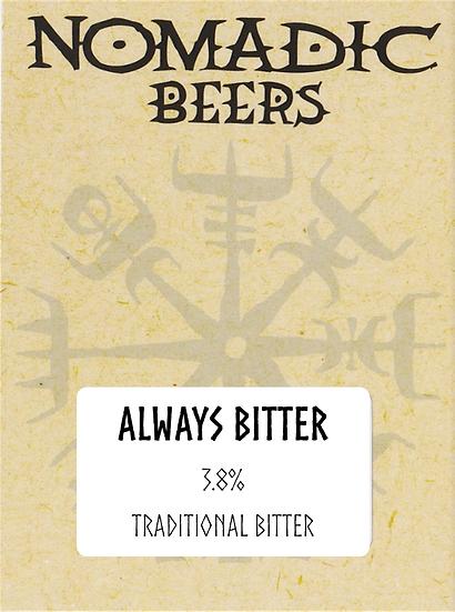 Always Bitter 3.8%