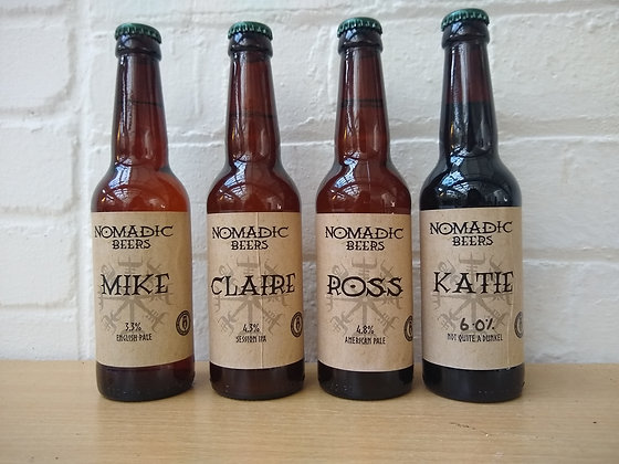 12 x 330ml bottles - Brewers Selection