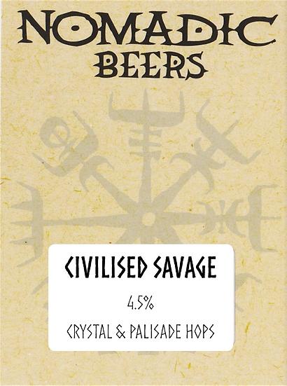 Civilised Savage 4.5%