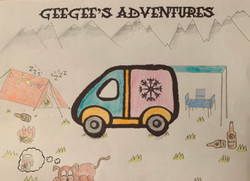 GeeGee Camping by Emily