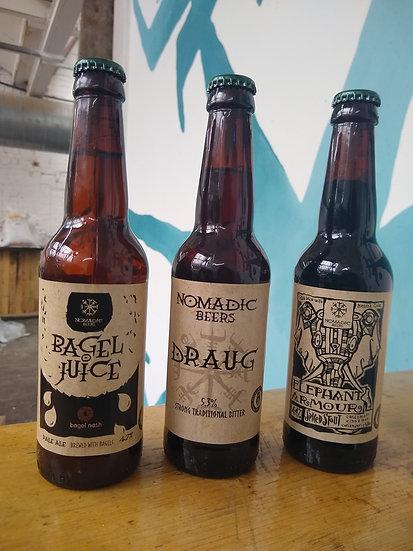 12 x 330ml bottles - Mixed Selection