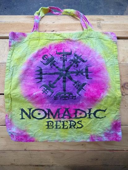 Tie-Dye Tote Bags