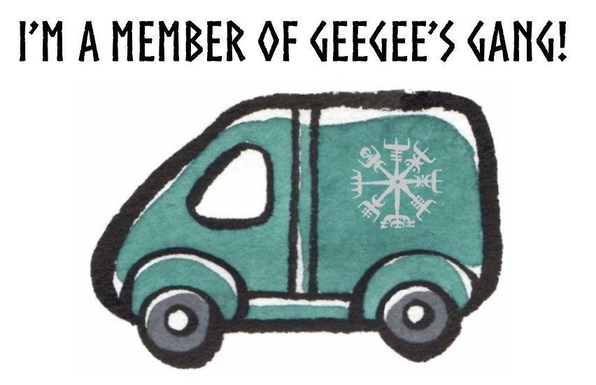 GeeGee's Gang Membership