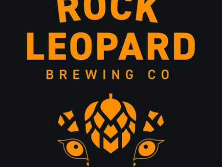ROCK LEOPARD BREWING CO  -  MEET THE BREWER AND TAP TAKEOVER