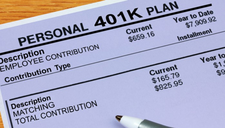 "YOUR 401(K) ASSETS ARE NOT ""OLD"" – THINK TWICE BEFORE ROLLING THEM OVER"