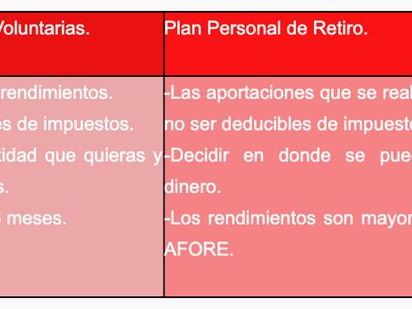 Complementos de la pensión