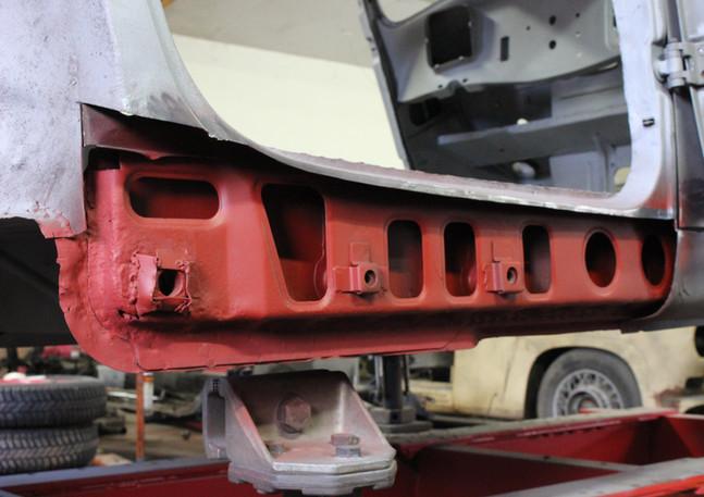 Citroen Traction transformation Decouvrable