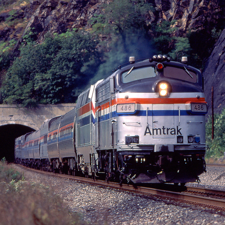 Passenger Trains in the USA