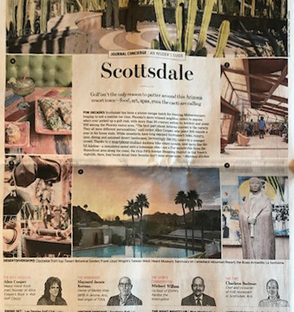 The Essential Insider's Guide to Scottsdale, AZ
