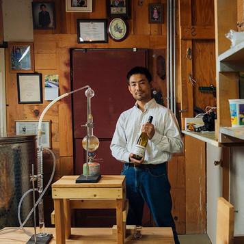 Arizona Sake Maker Atsuo Sakurai