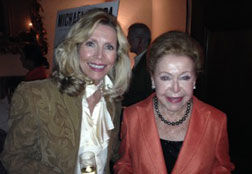 Karlynn Keyes with Mary Higgins Clark