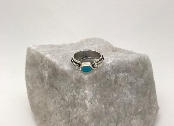 Navajo Sleeping Beauty Ring