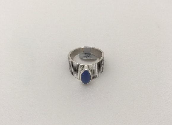 Navajo Lapis Ring