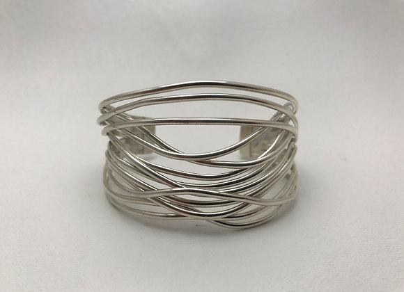 Rainwater Cuff Bracelet