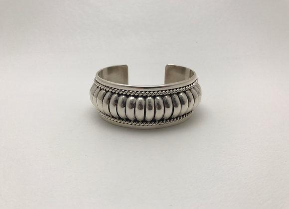 Sterling Silver Cuff Bracelet Small