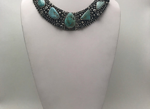 Dry Creek Turquoise Necklace