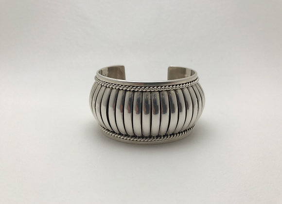 Sterling Silver Cuff Bracelet LARGE