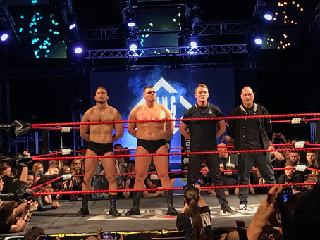 Germany's WXW To Partner With WWE?