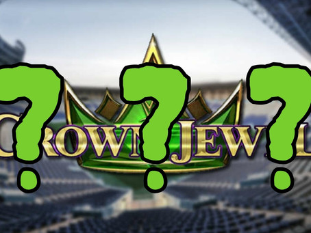 """Could WWE Have Another Venue Lined Up For """"Crown Jewel"""""""